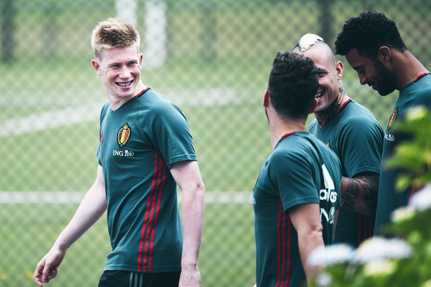 best loved 79cca 43b29 Kevin De Bruyne: from Chelsea reject to world-class superstar