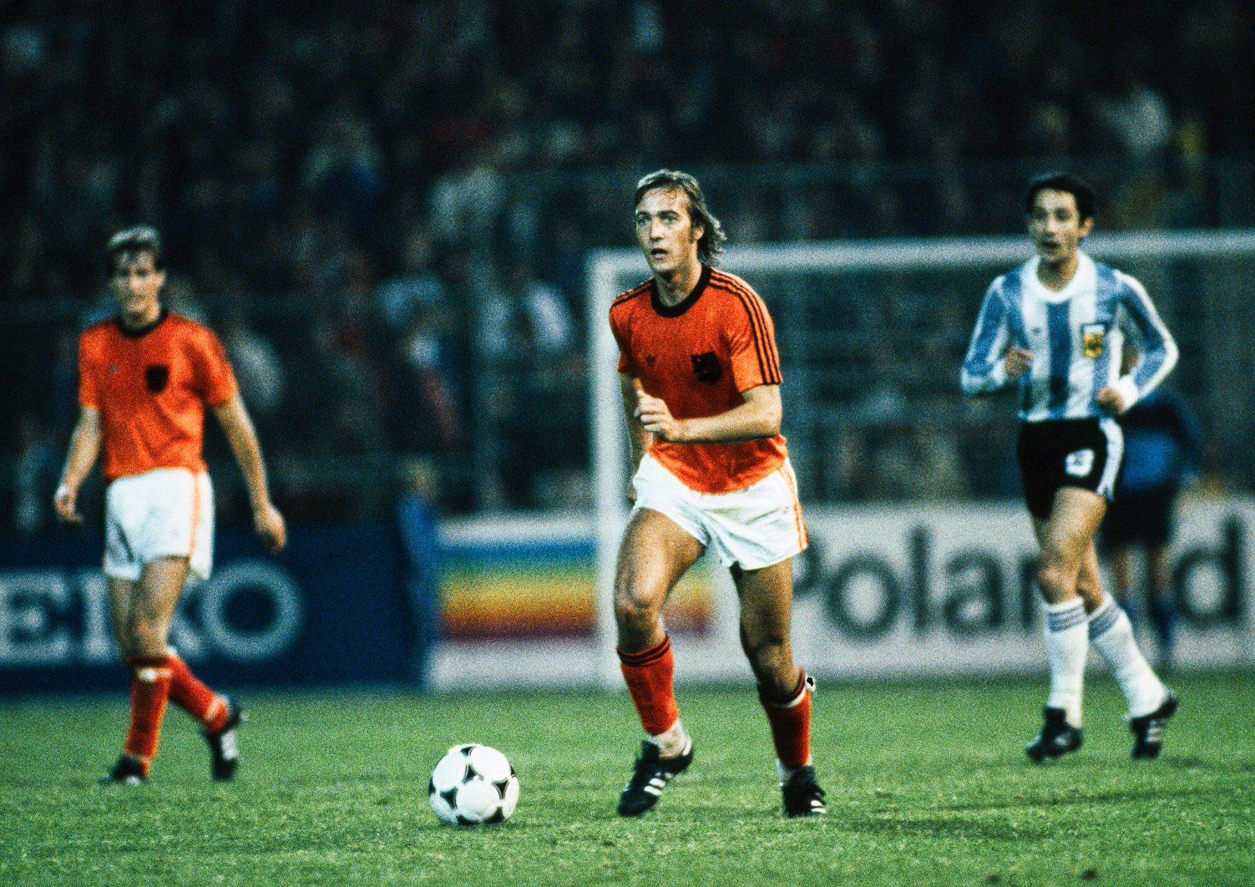 Johan Neeskens more than just the other Johan