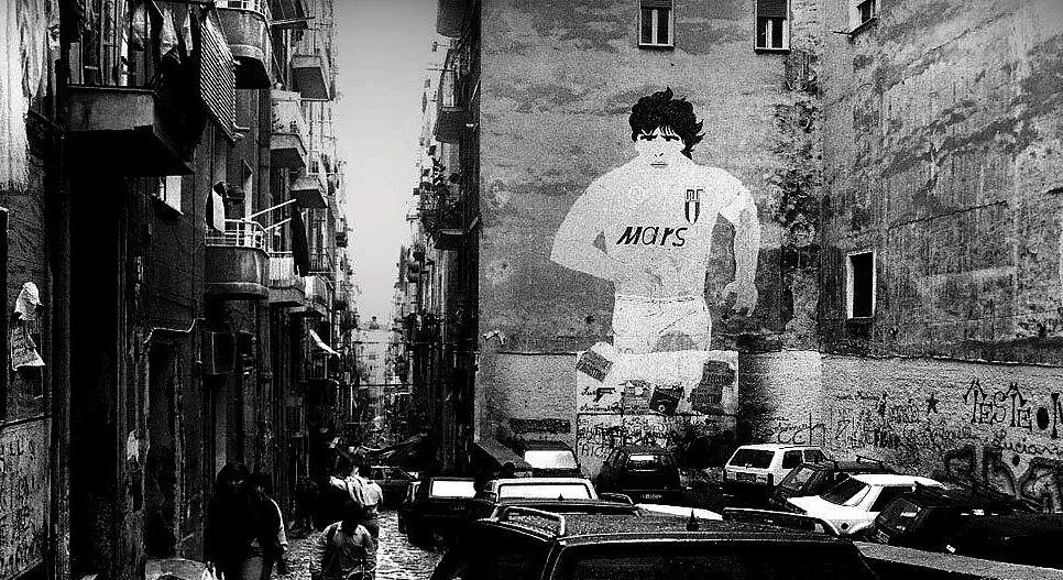 Naples Maradona Napoli
