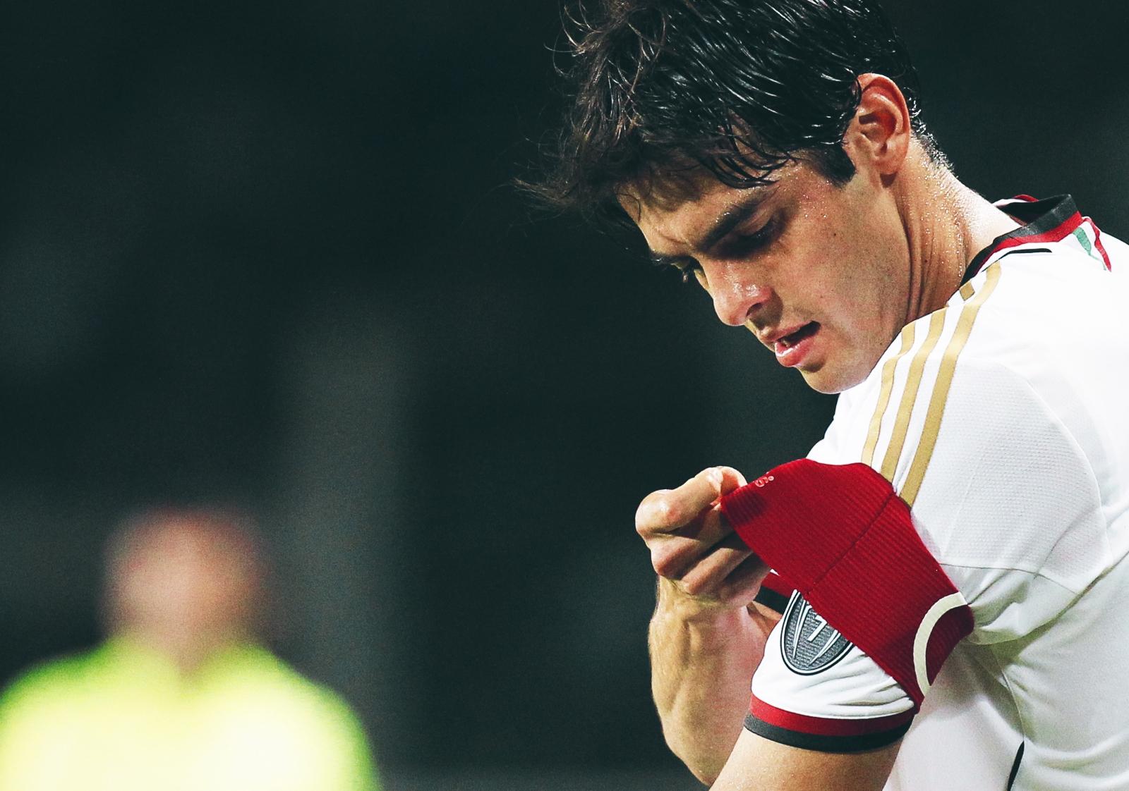 Kaká  a footballer of rare substance a4ebdc5e27b2c