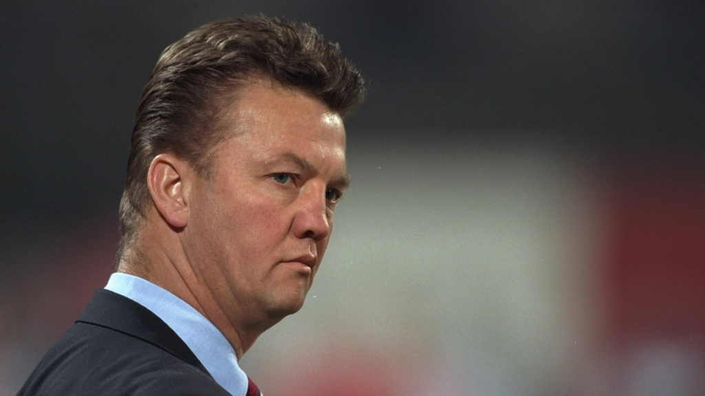 A PORTRAIT OF LOUIS VAN GAAL