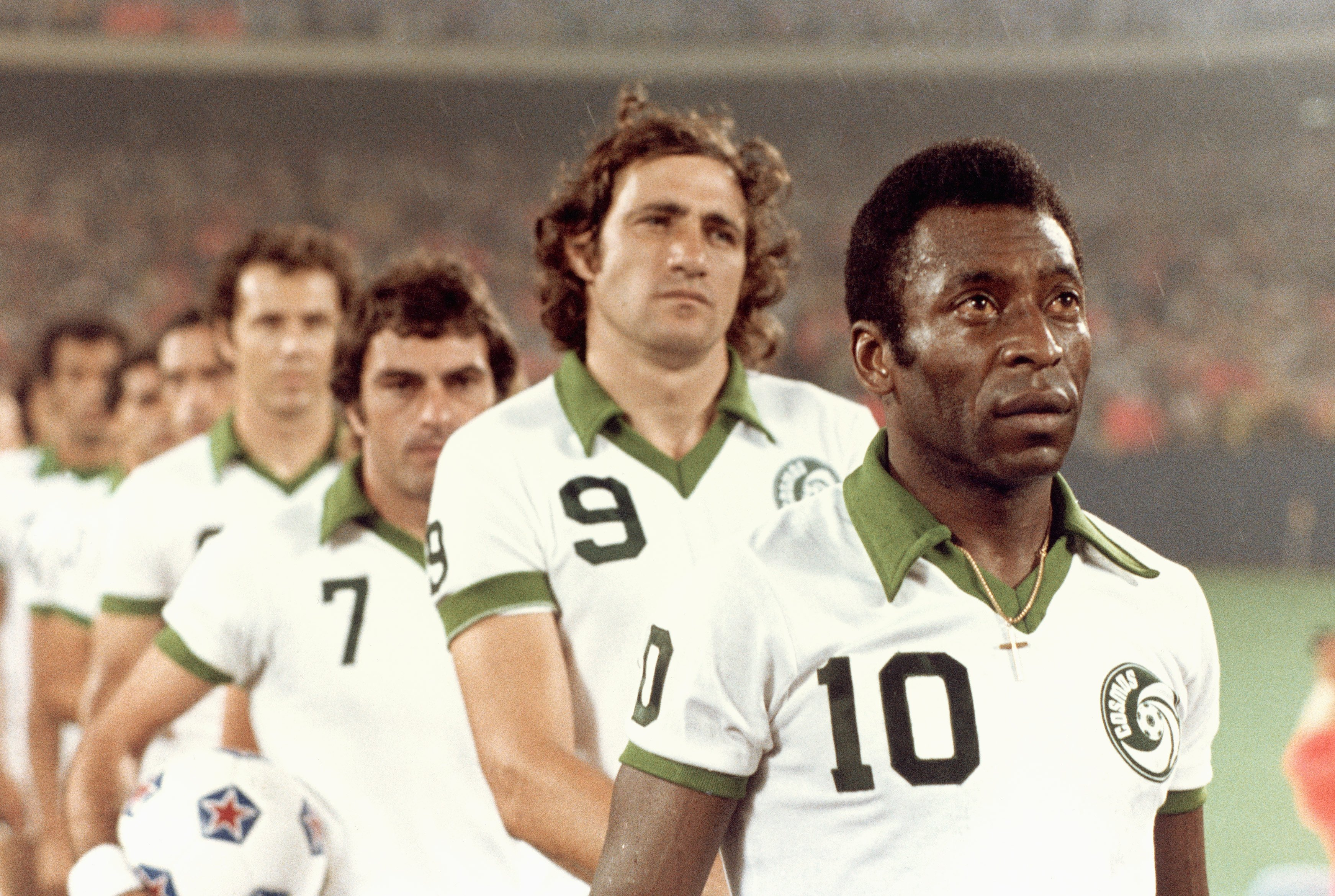 How Pelé and the New York Cosmos changed soccer