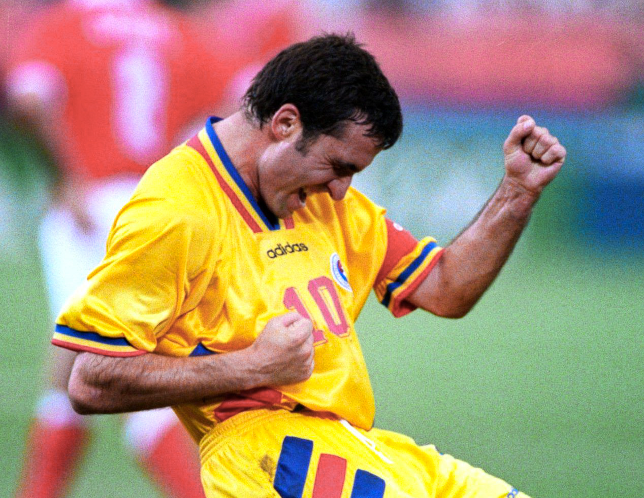 How Gheorghe Hagi rebuilt his career in Serie B with Brescia
