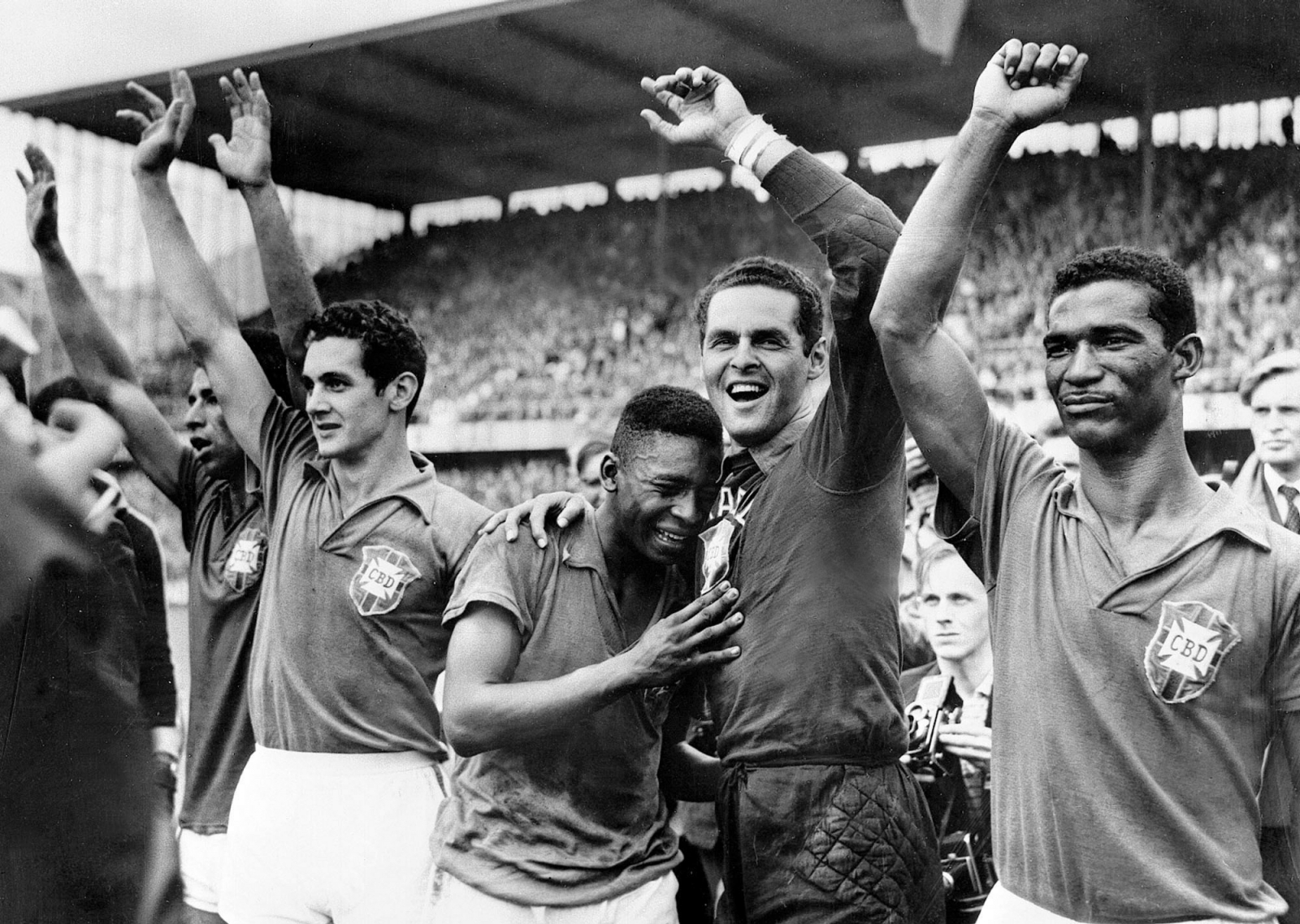 eb83c498995 The birth of Brazil at World Cup 1958