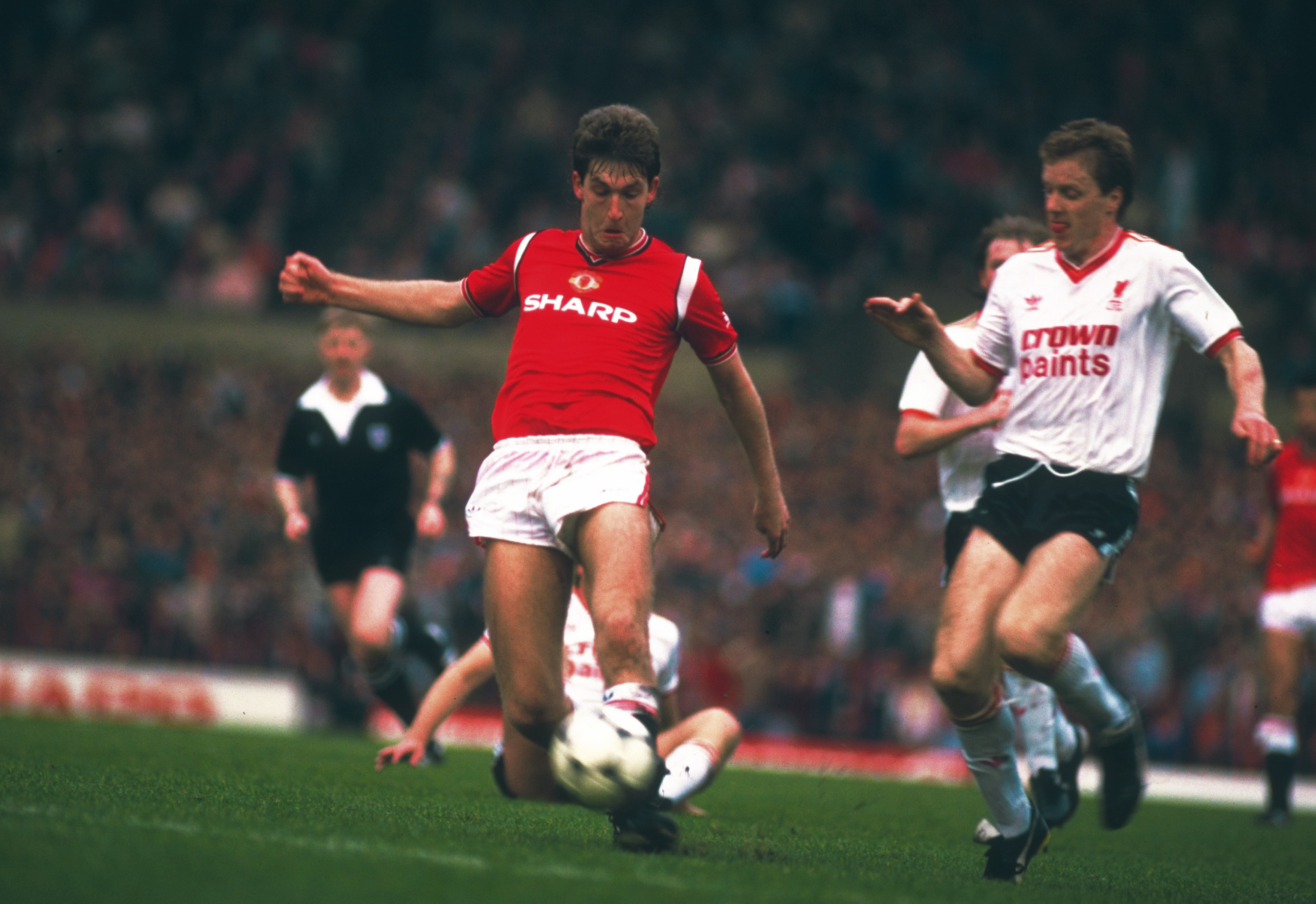 Norman Whiteside world beater at 17 retired by 26