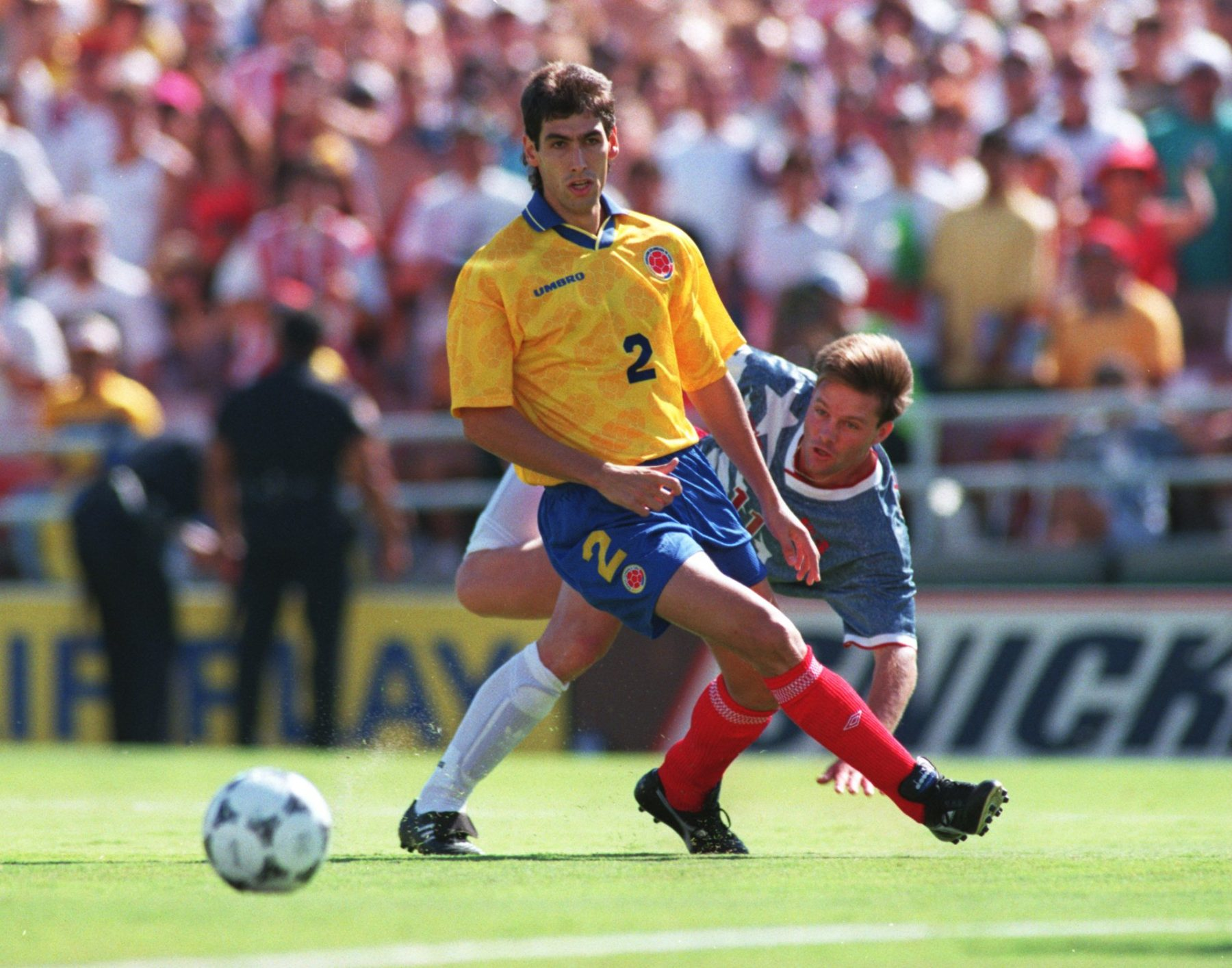 How one error led to the death of Colombian hero Andrés Escobar