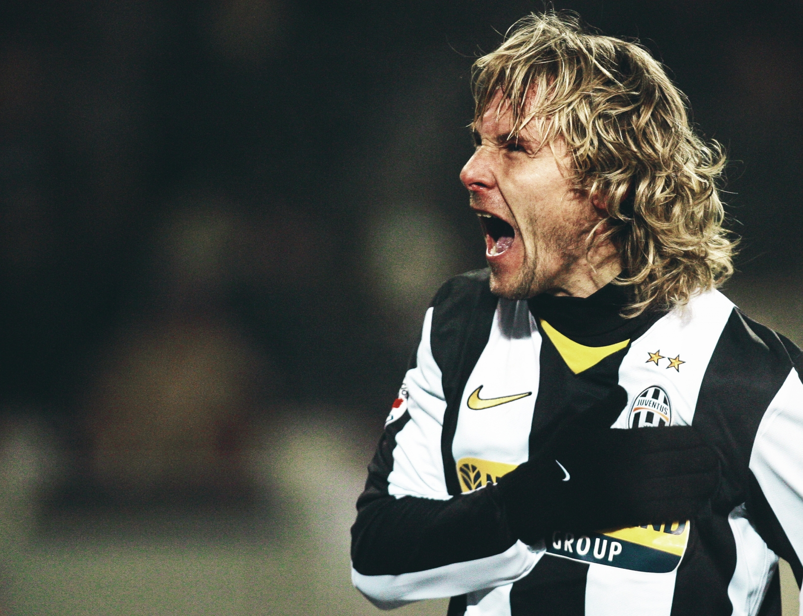 timeless design 50c88 11d2a In celebration of Pavel Nedvěd, the Czech Fury