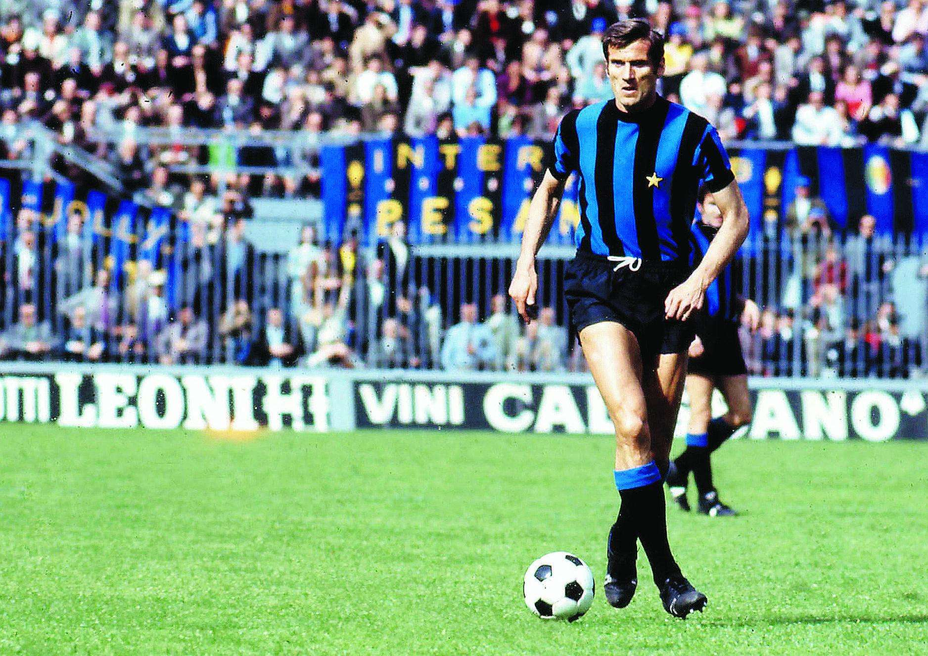 giacinto facchetti the inter legend decades ahead of his time