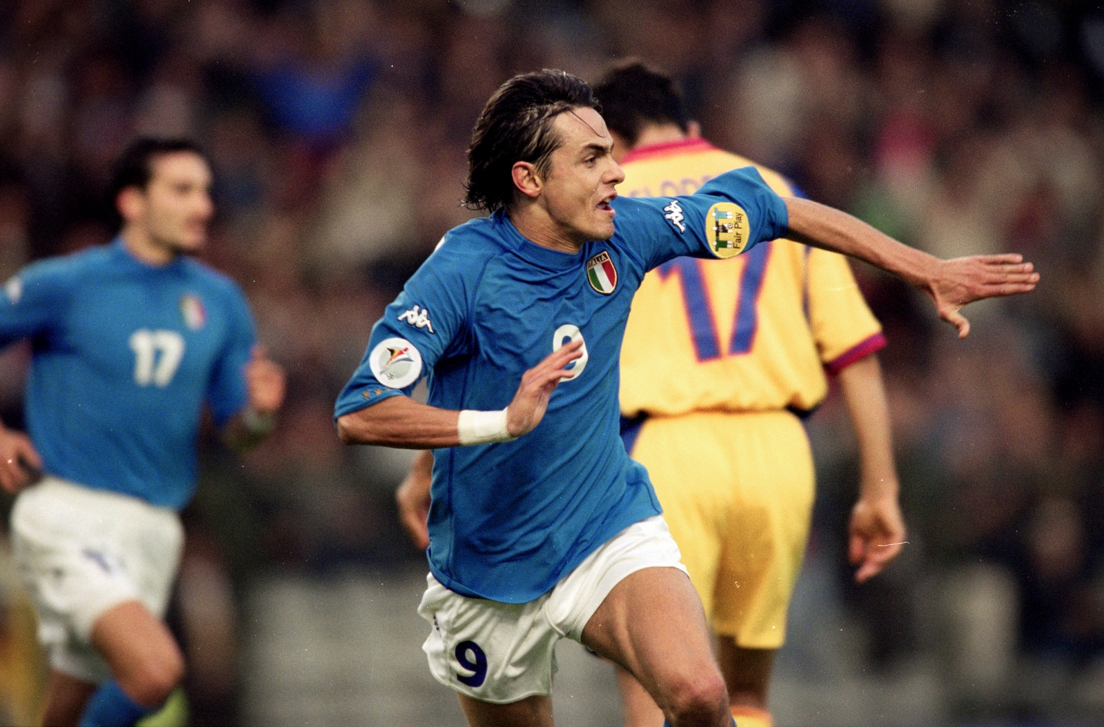 5ab366c6377 Filippo Inzaghi  the jilted poacher who conquered Europe