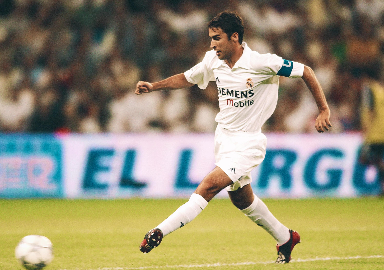 d474c52e53e In celebration of Raúl, Real Madrid's swashbuckling icon