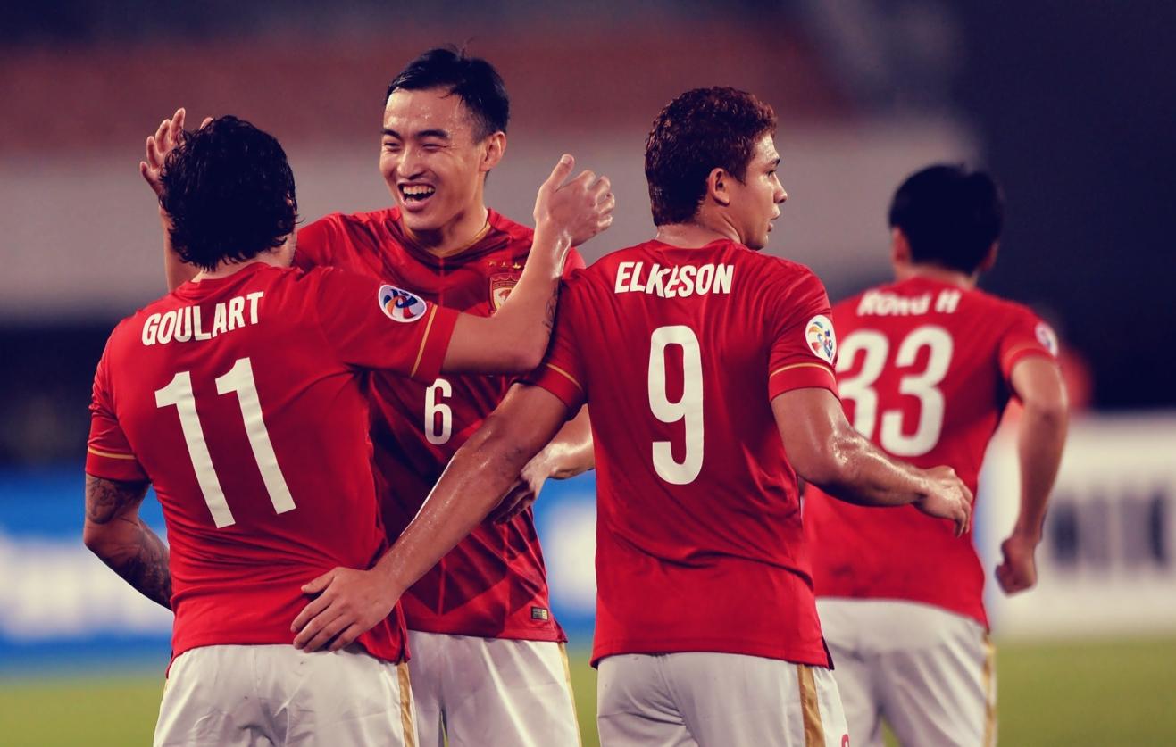 中国的球队亚洲足球的未来意味着什么