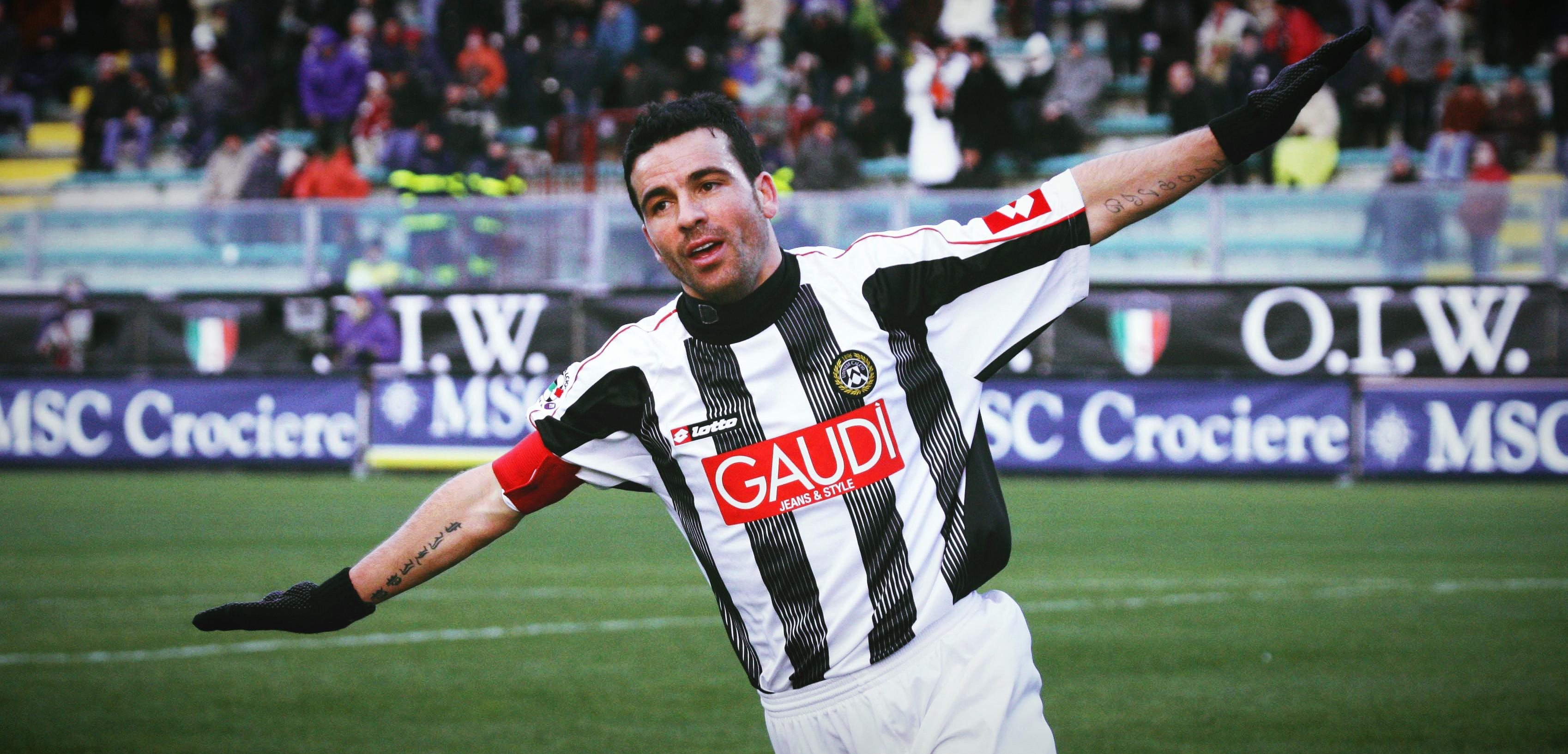 Antonio Di Natale.Antonio Di Natale In Celebration Of A Serie A Legend