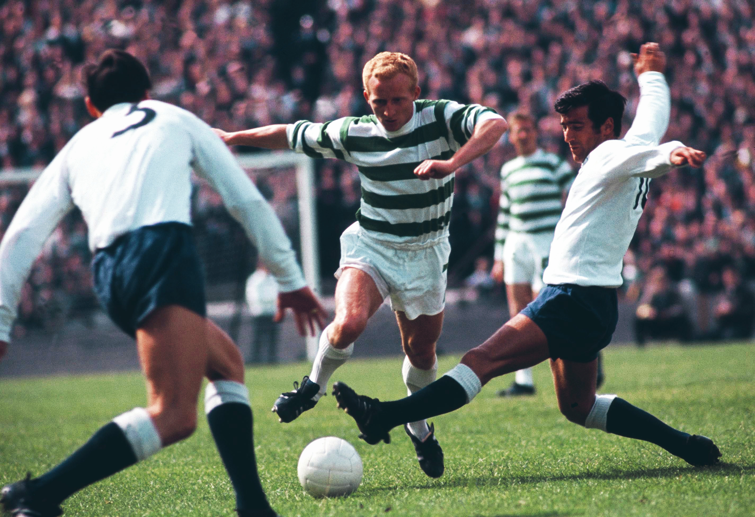 Jimmy johnstone celebrating the greatest celtic player of for A t the salon johnstone