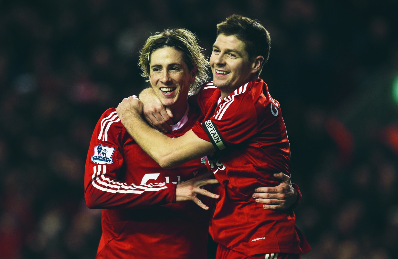 Gerrard And Torres: A World-class Partnership That