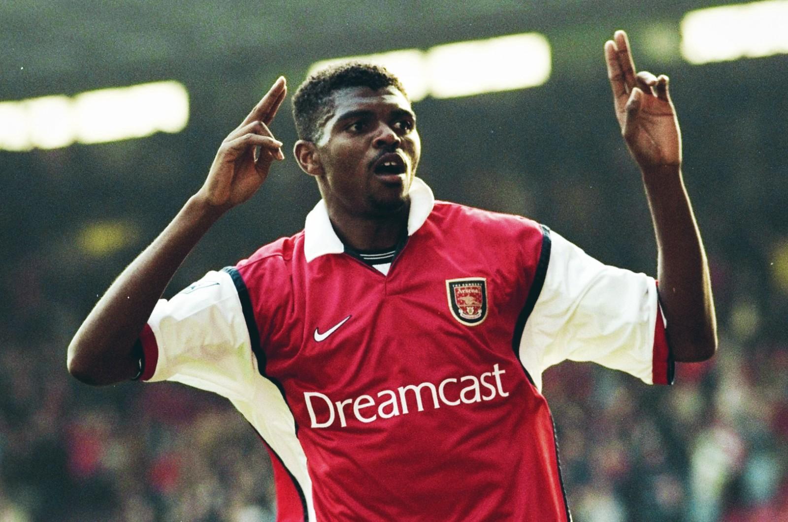 Kanu Arsenal Why Nwankwo Kanu was b...