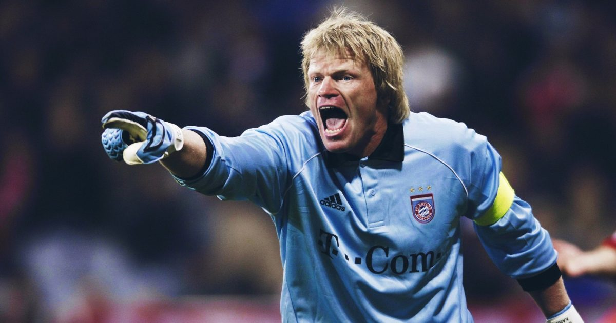 Oliver Kahn: a glittering career undermined by high-profile failures