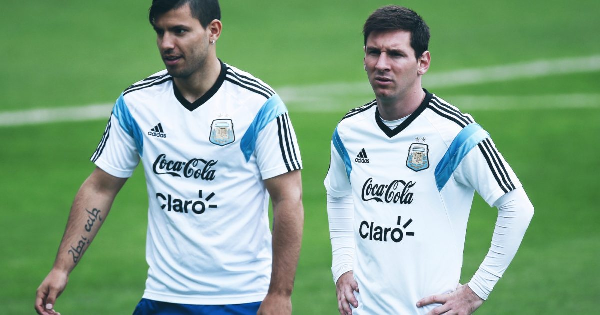 As Argentina's golden generation falter, is it time to look