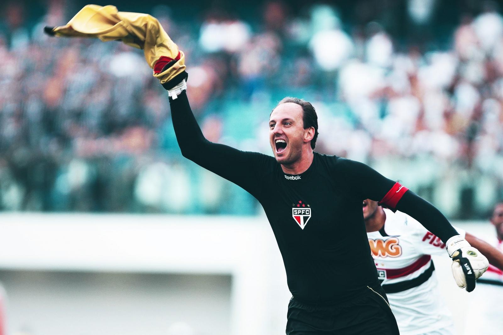 Rogerio Ceni the goalkeeper who scored 132 goals
