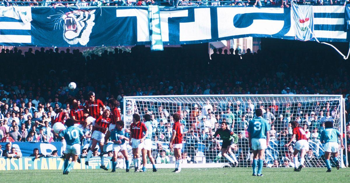 The decline of Napoli post-Maradona: from Paradiso to Inferno
