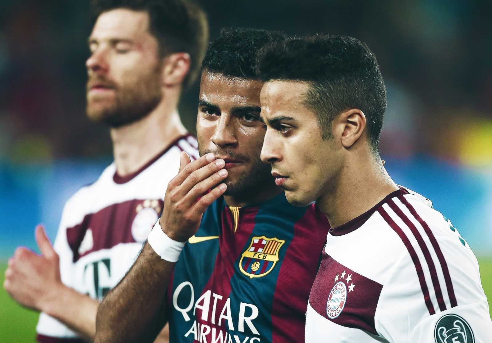 reputable site 753cc e1b36 Thiago and Rafinha  more than just your average brothers