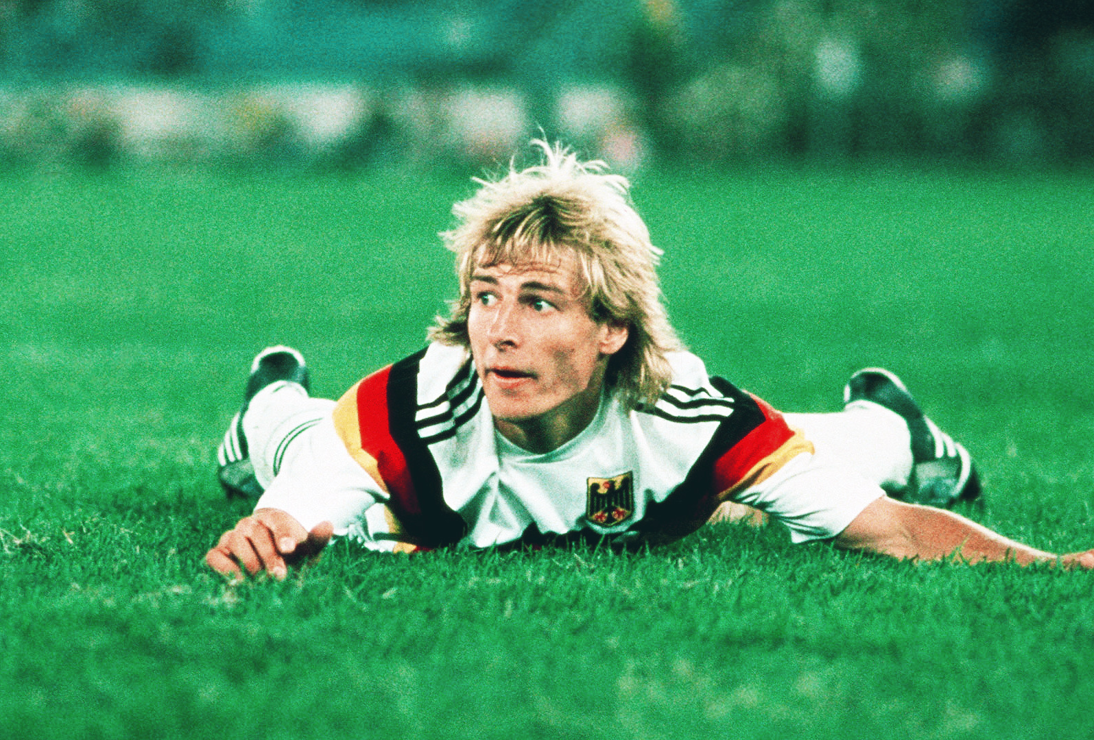 7108f62d6 Jürgen Klinsmann  the grand talent who may now be lost to football