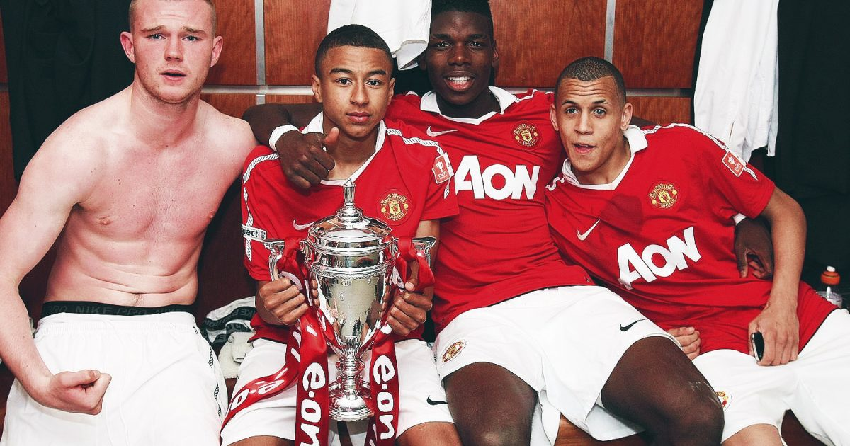 3bac892e1 The complete story of Paul Pogba and Ravel Morrison's diverging careers