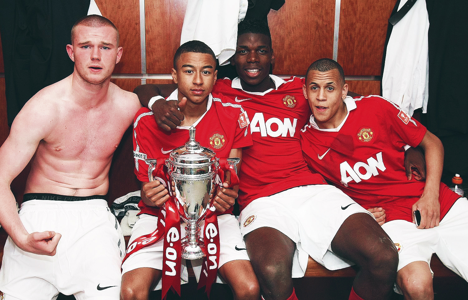 9ebfe19fe The complete story of Paul Pogba and Ravel Morrison s diverging careers