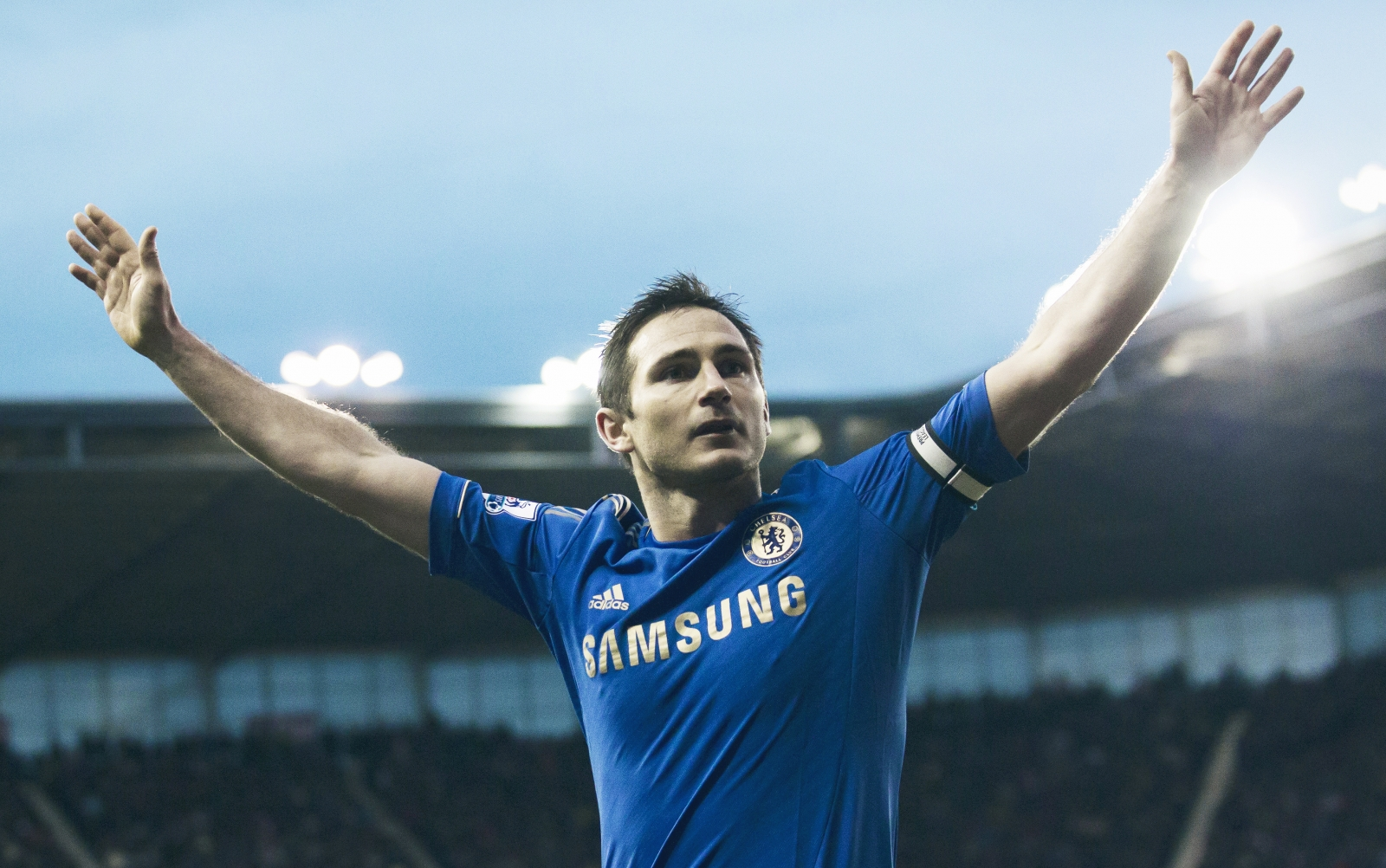 Frank Lampard the last legend of a dying breed
