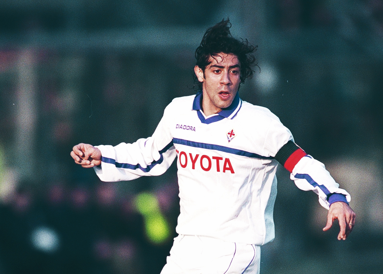Rui Costa the slick prince who became a king in Italy