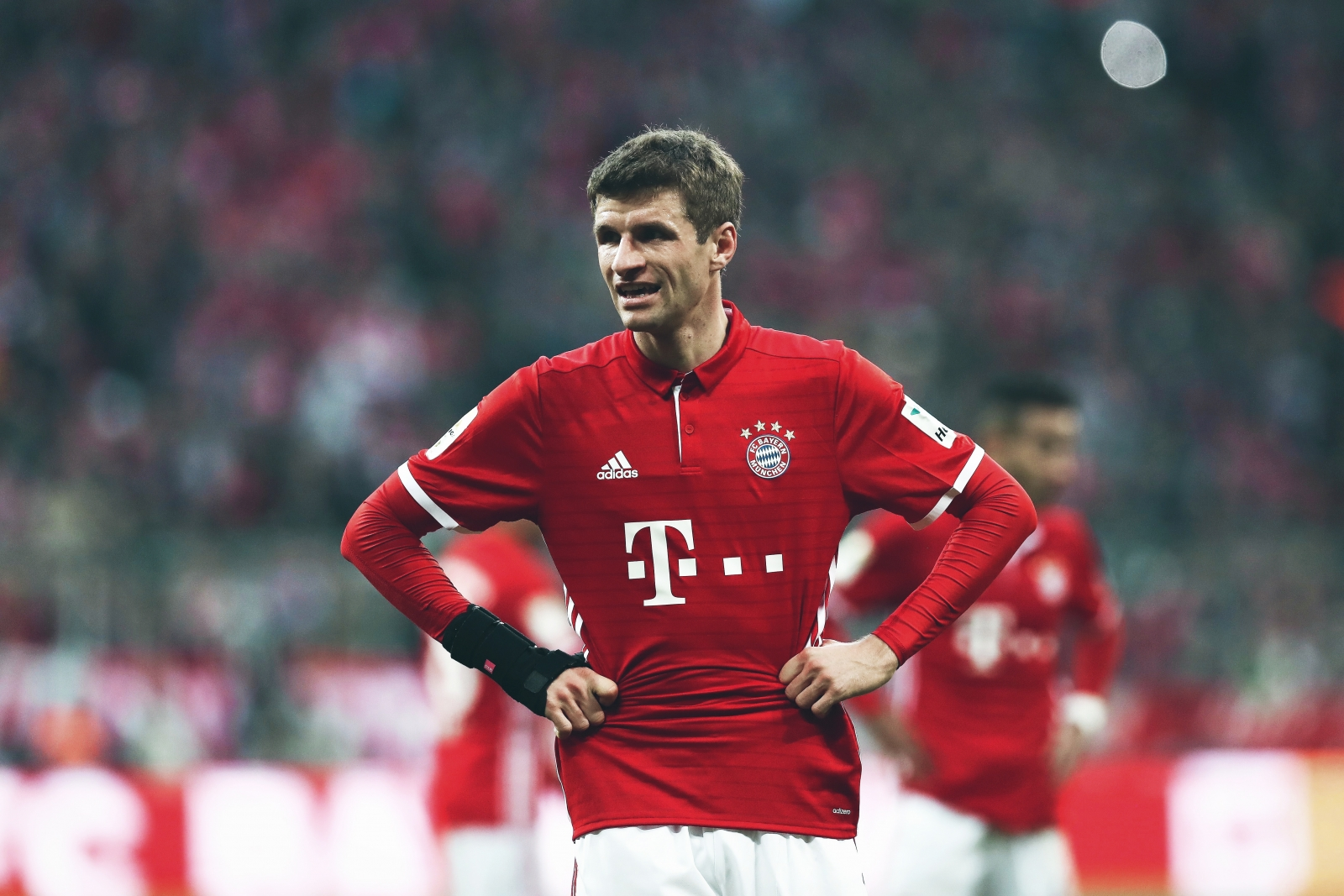 Thomas Müller: the first and possibly last Raumdeuter