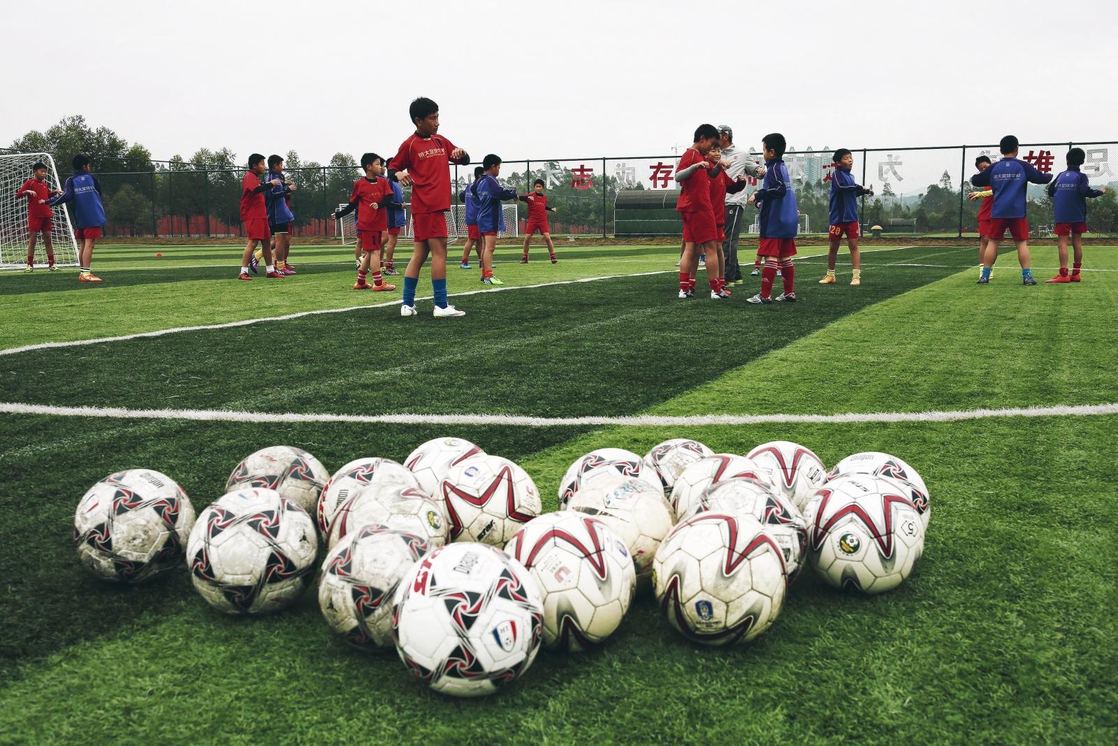 Asian foot ball