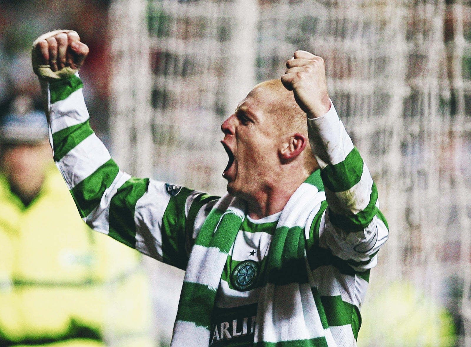 Image result for neil lennon player celtic