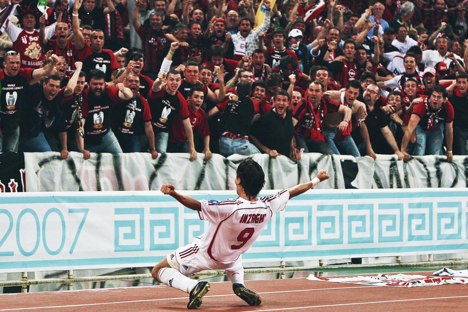 Rossoneri s revenge  AC Milan s memorable road to Athens in 2007 3e80f045336bc