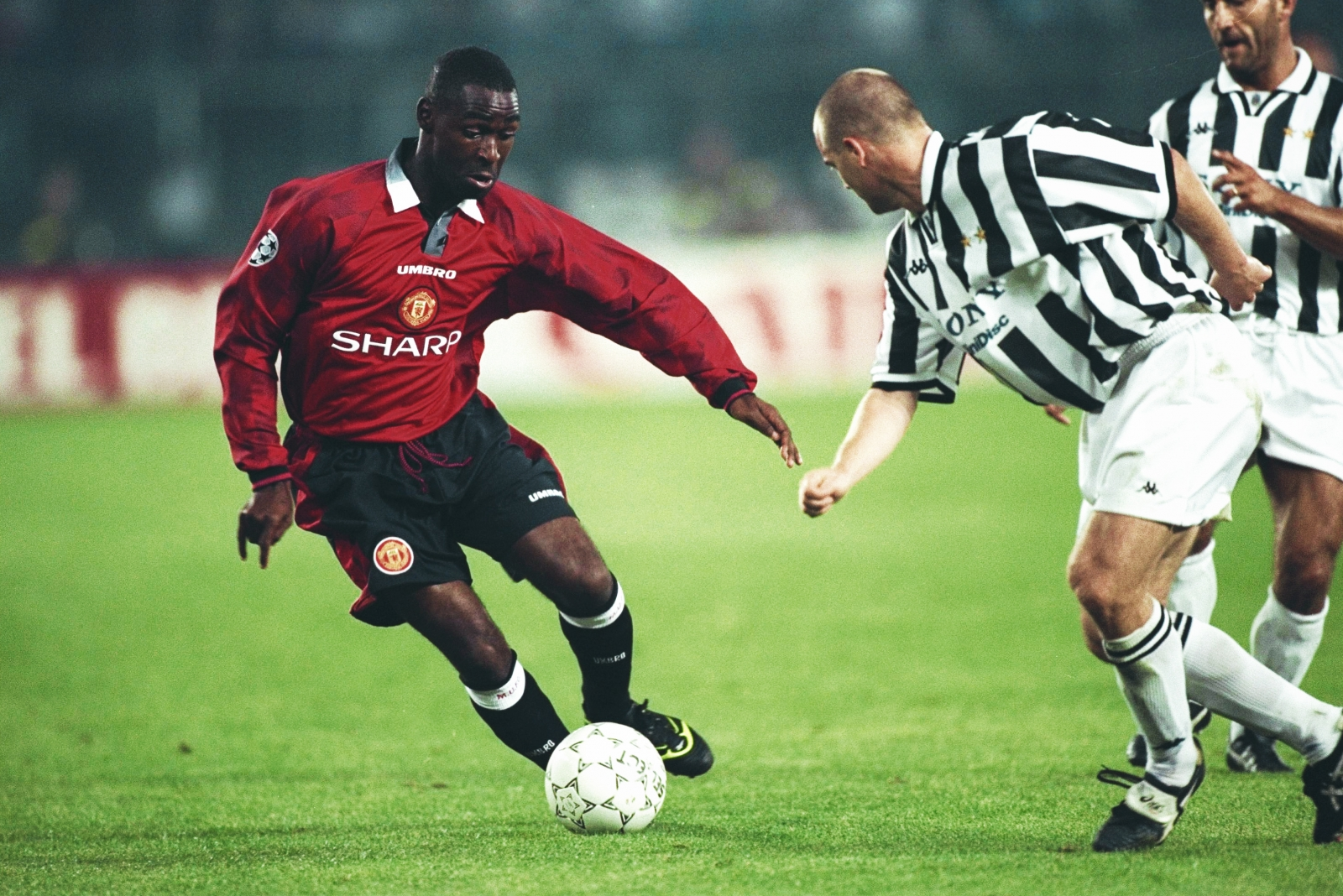 6bf8d91c8 Andrew Cole  the defining Manchester United years
