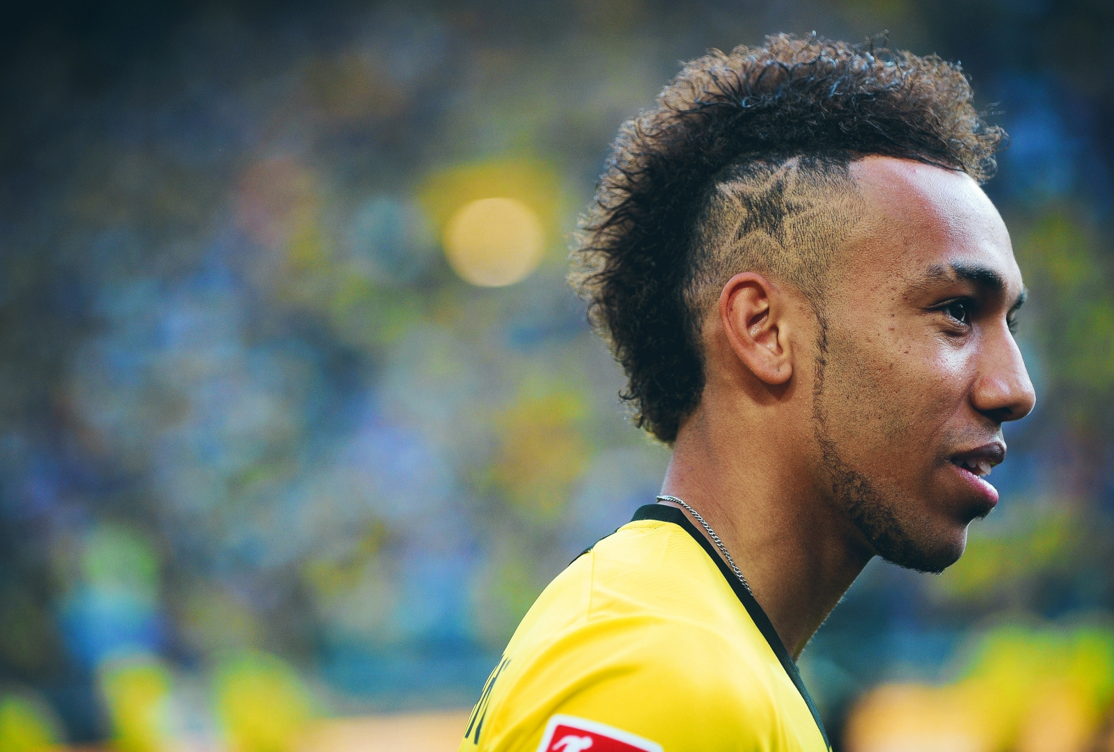 The glitz and the struggle of Pierre Emerick Aubameyang s rise to