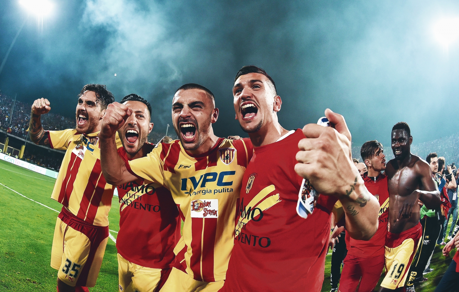 Image result for Benevento team 2017