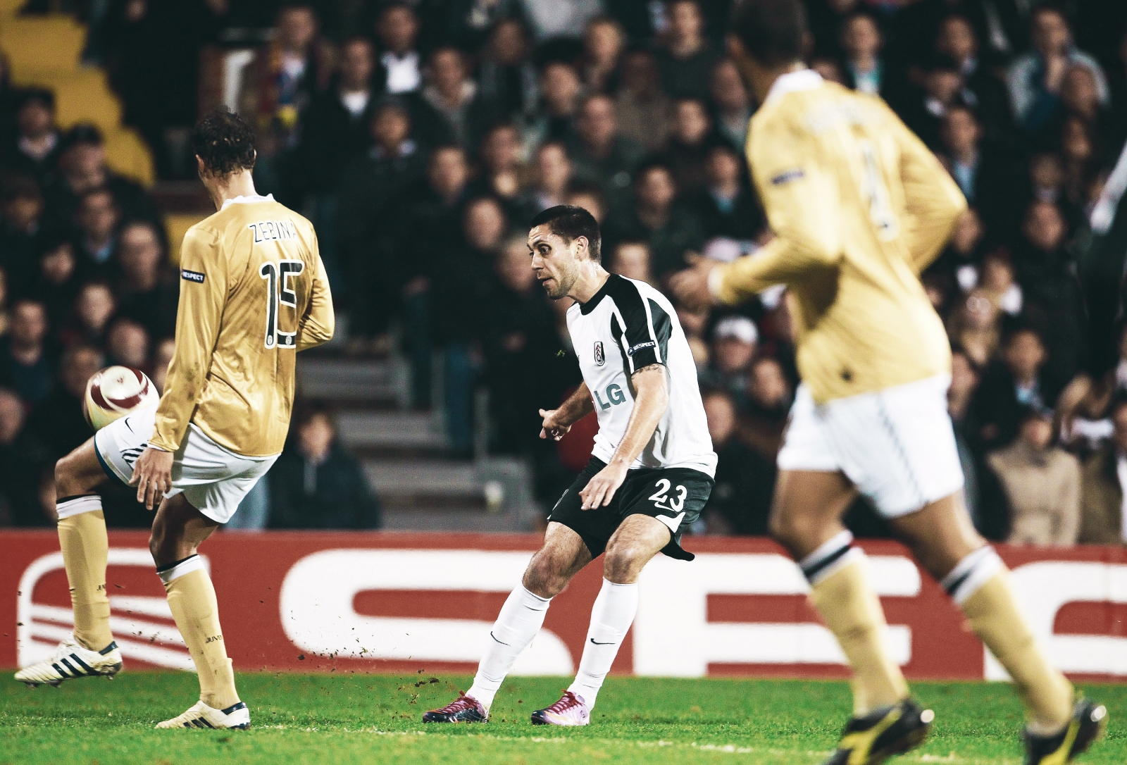 e6cd5cf139e The night Fulham stunned Juventus  how Craven Cottage gave rise to a  legendary European comeback