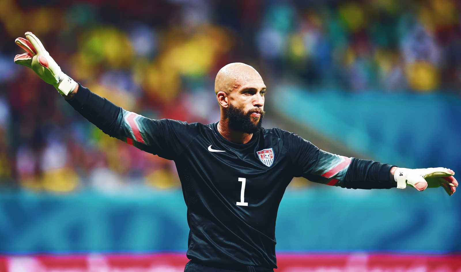 c24ef2e62 Tim Howard and the rise beyond being just a