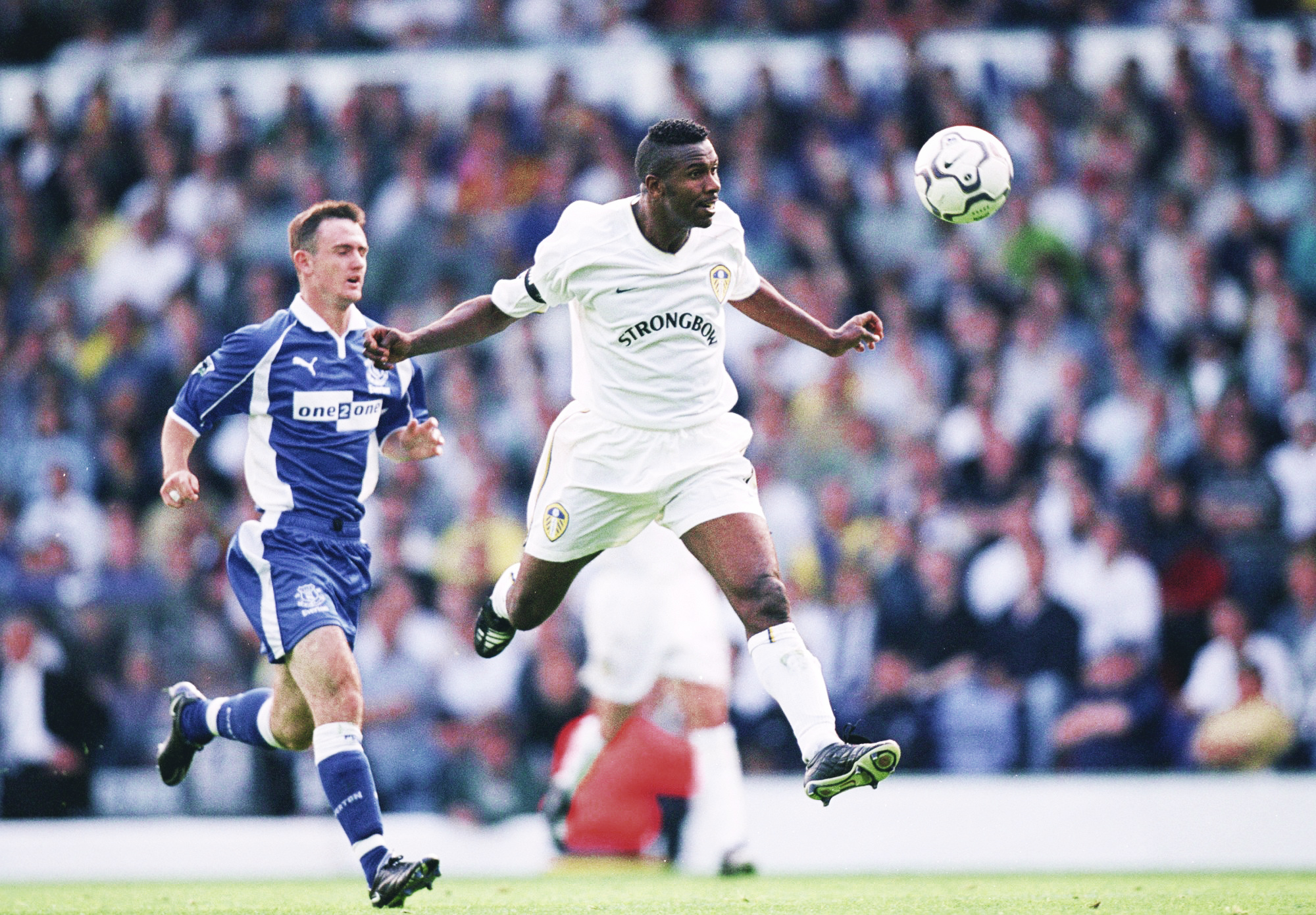 Read Lucas Radebe From Being Shot In South Africa To National Icon And Leeds Legend