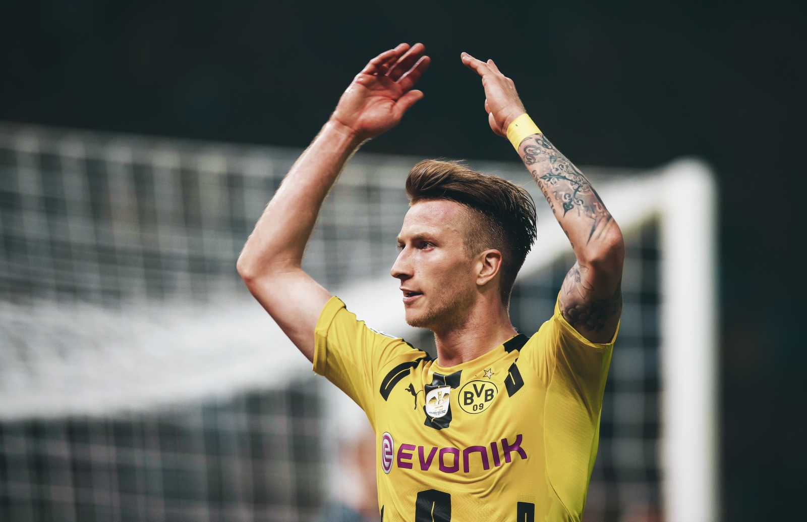 Marco Reus and the inescapable void of his career