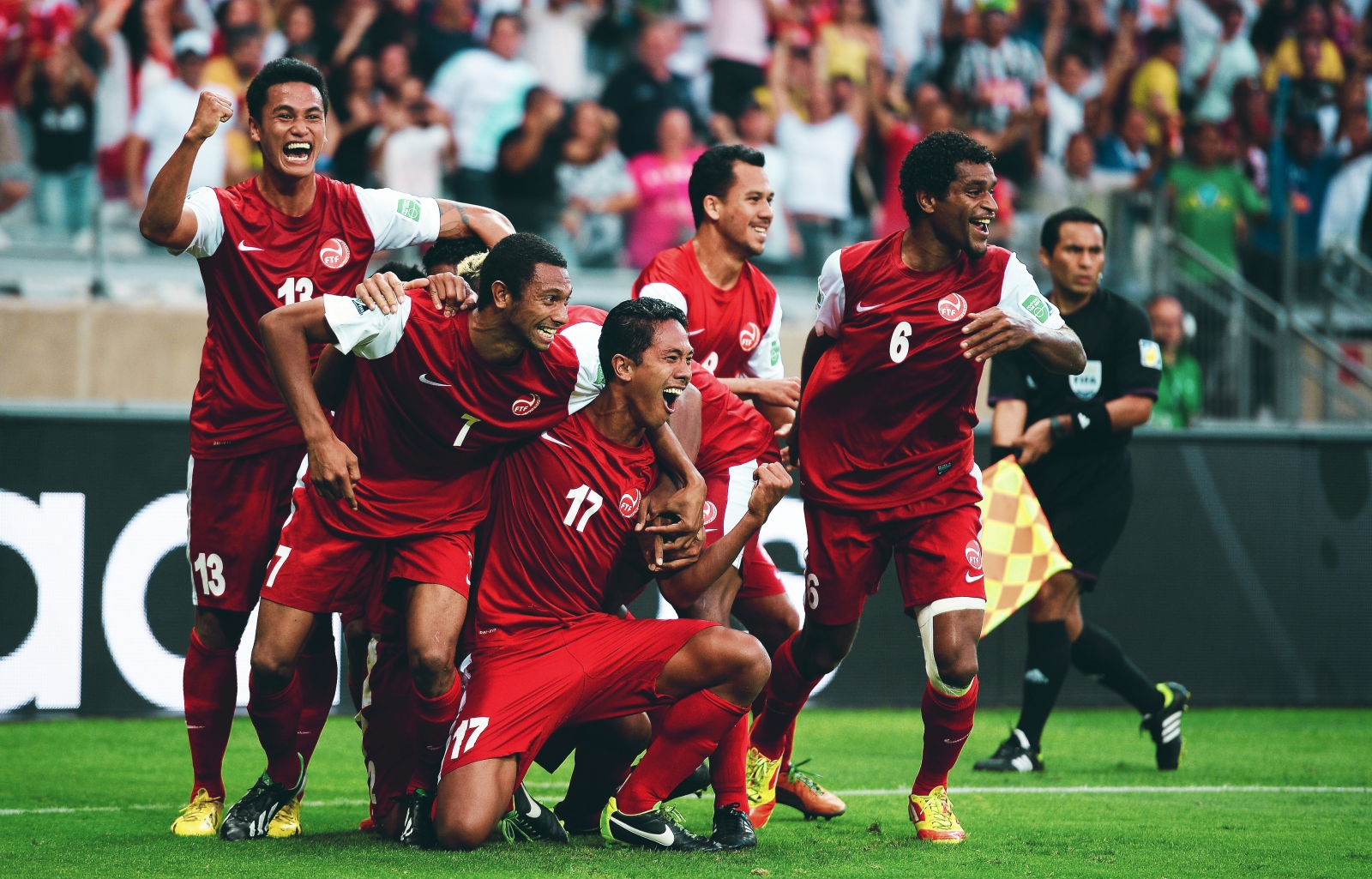 6cb175293 Tahiti at the 2013 Confederations Cup  a dream fulfilled
