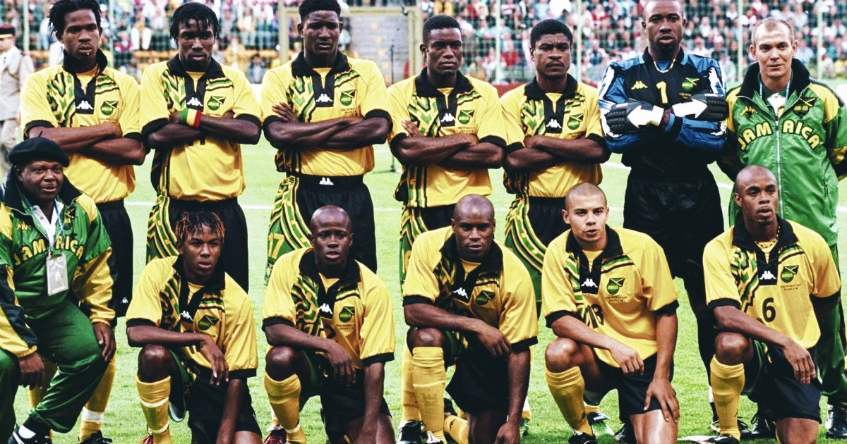The unlikely journey of Jamaica to France 98 c8cd099b9