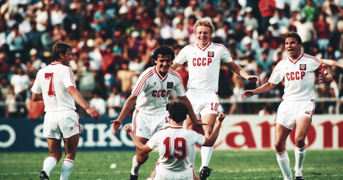 90214735e55 The golden ages of the Soviet national team
