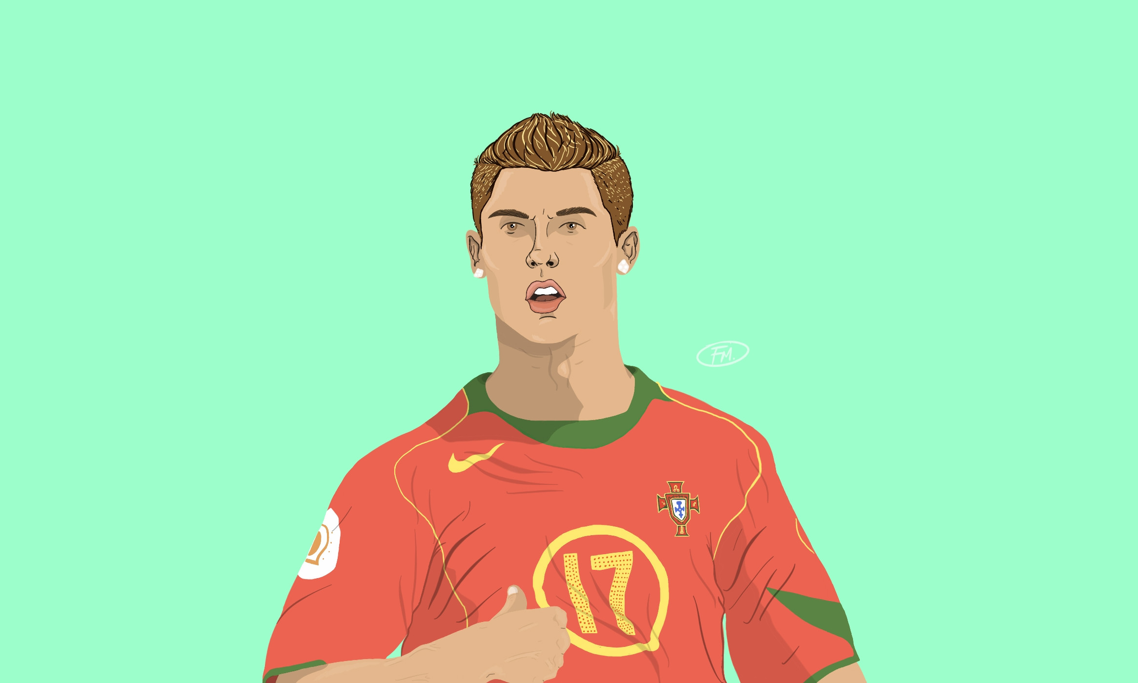 Cristiano Ronaldo the singular genius of a footballer like no other