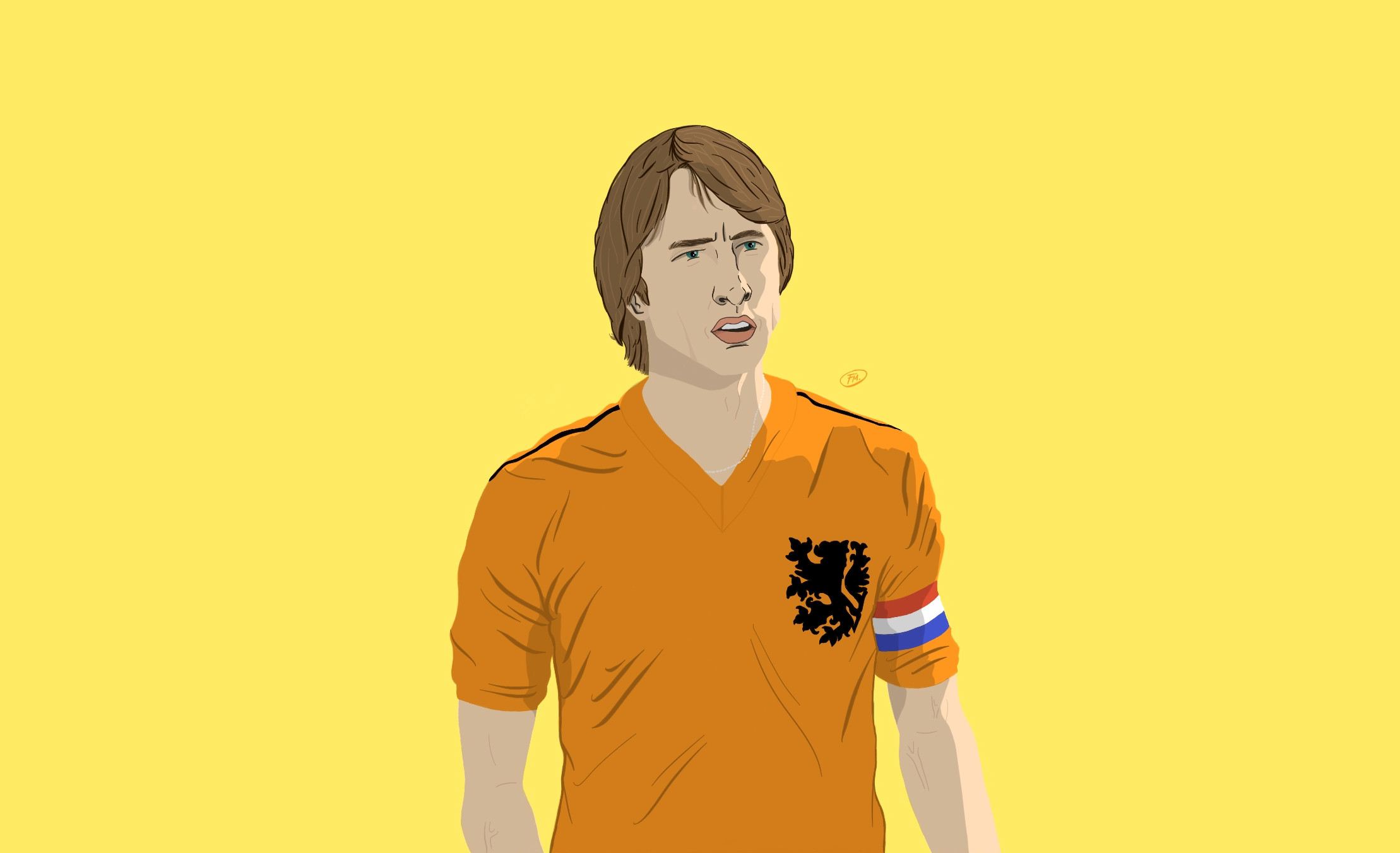Johan Cruyff talent spotter manager orchestrator and genius