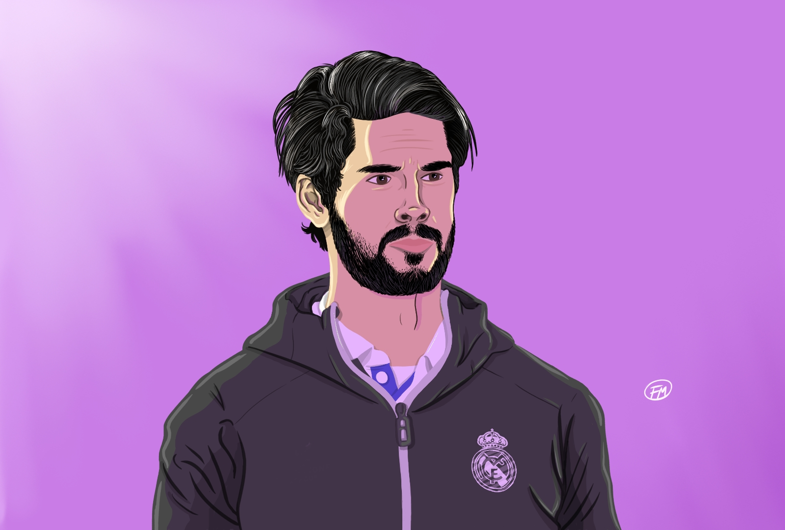 The ing of Isco a star finally on the way to greatness