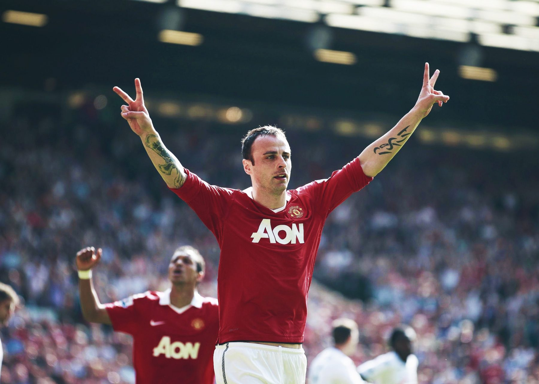 Dimitar Berbatov and the golden touch of perfection