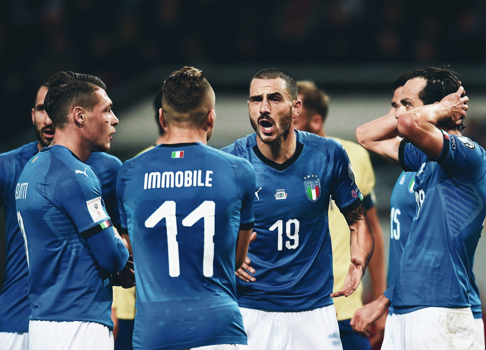 Image result for italia football team