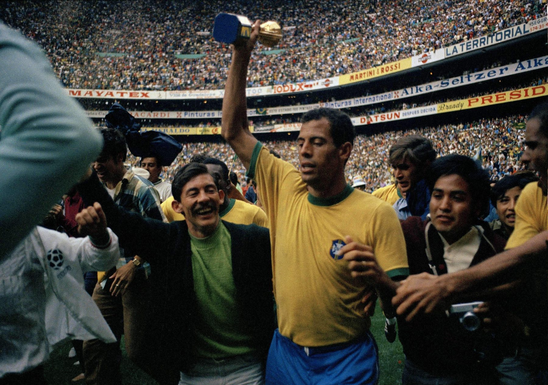 915f0a6ea8e Brazil, 1970 and the most beautiful football in history