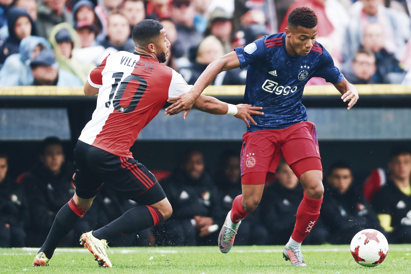 Ajax 4-1 Lyon match report, goals: Europa League semi ...